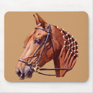 Chestnut Horse Mouse Pad