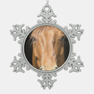Chestnut Horse Ornaments
