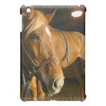 Chestnut Horse Photo iPad Case