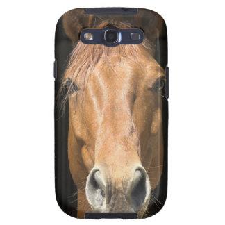 Chestnut Horse Samsung Galaxy Case Galaxy SIII Case