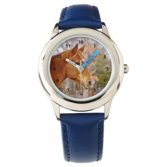 Chestnut Horse Watch