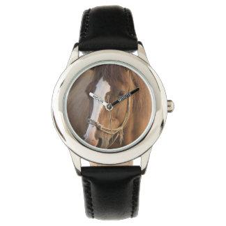 Chestnut Quarter Horse Wristwatch