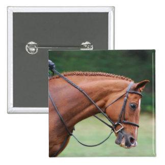 Chestnut Show Horse Pin