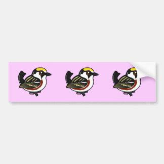 Chestnut-sided Warbler Bumper Sticker