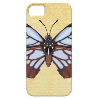 Chestnut Tiger Butterfly iPhone SE/5/5s Case