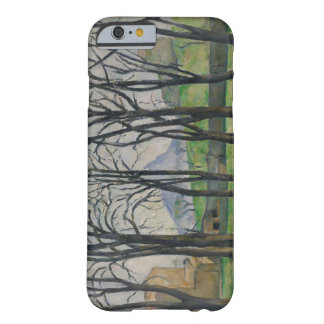 Chestnut Trees at Jas de Bouffan, c.1885-86 Barely There iPhone 6 Case