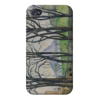 Chestnut Trees at Jas de Bouffan, c.1885-86 Covers For iPhone 4