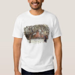 Chestnut Trees at Louveciennes, c.1871-2 T-Shirt