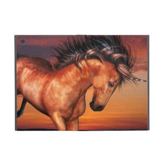 Chestnut Unicorn Covers For iPad Mini