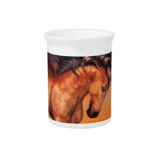 Chestnut Unicorn Pitcher