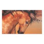 Chestnut Unicorn Stickers