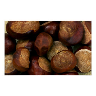 Chestnuts Poster