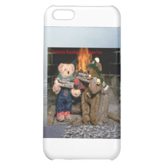 Chestnuts Roasting iPhone 5C Cover