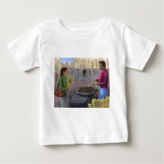 Chestnuts Vendor Baby T-Shirt