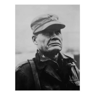 Chesty Puller -- War Hero Poster