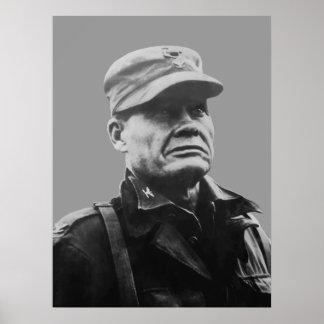Chesty Puller -- War Hero Poster