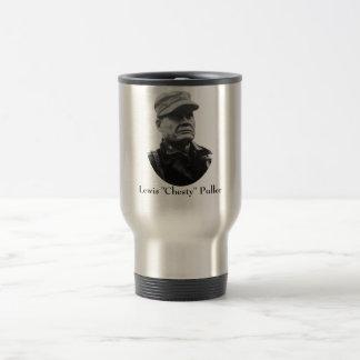 Chesty Puller -- War Hero Travel Mug