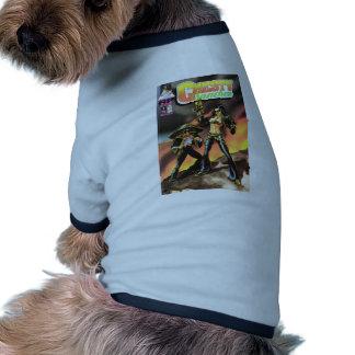 Chesty Sanchez #01 Cover Pet Tshirt