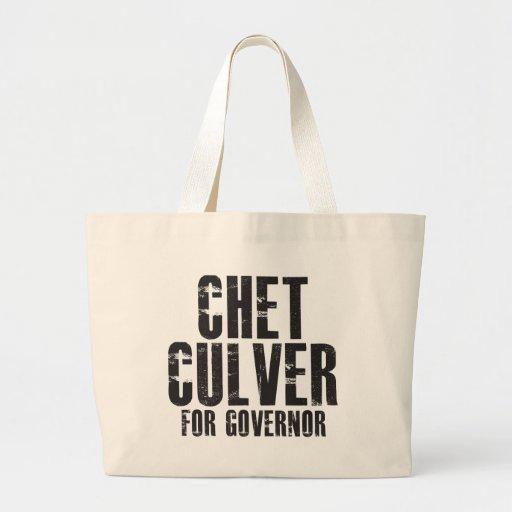 Chet Culver For Governor 2010 Bag