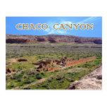 Chetro Ketl in Chaco Canyon, New Mexico Postcard