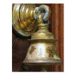 Chettiar Bell hindú en puerta del templo Postal