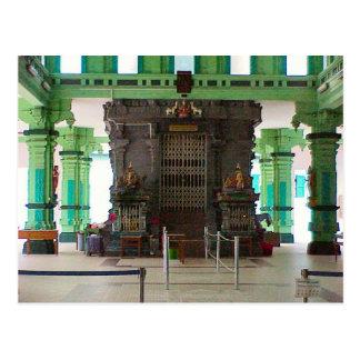 Chettiar Hindu Temple, Central shrine Post Cards
