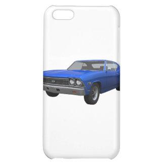 Chevelle 1968 SS: Final azul