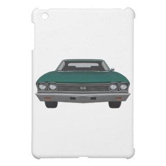 Chevelle 1968 SS: Final verde