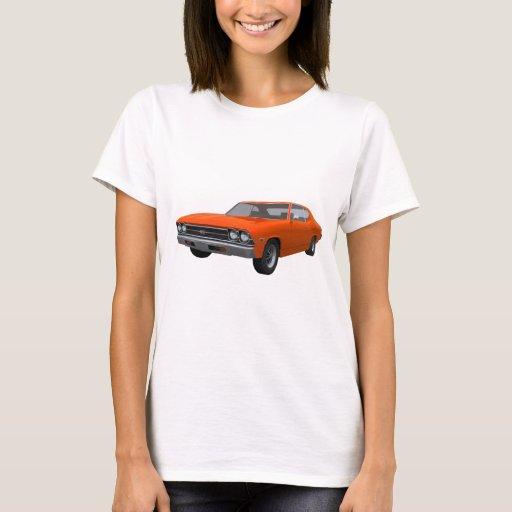 Chevelle 1969 SS: Final anaranjado Playera