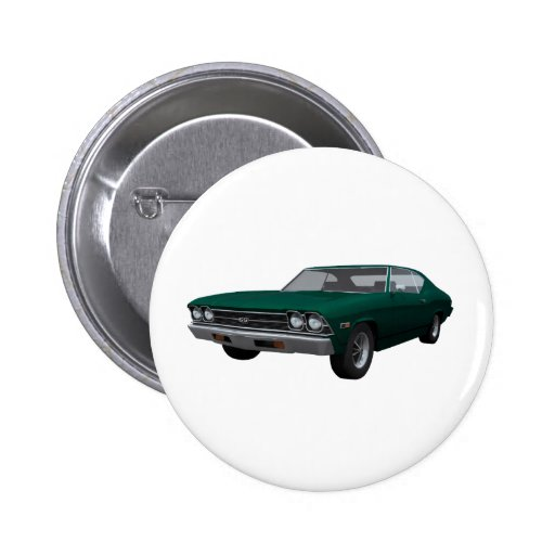 Chevelle 1969 SS: Final verde Pin