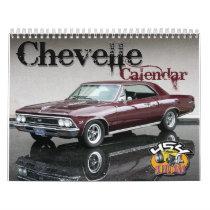 Chevelle Calendar
