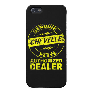 Chevelle Genuine Parts iPhone Case iPhone 5/5S Cases