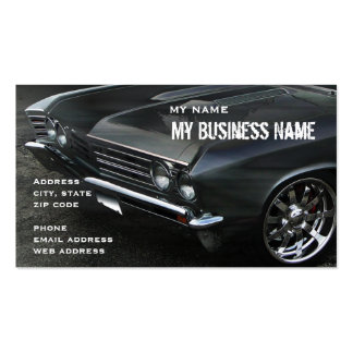 Chevelle Limited Business Card Templates