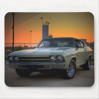 Chevelle Mouse Pad