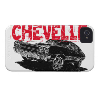Chevelle SS iPhone 4 Cover