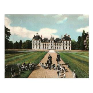 Cheverny chateau (Lior et Cher) 1920 Replica Postcard