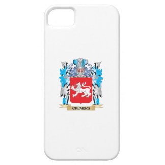 Chevers Coat of Arms - Family Crest iPhone 5 Covers