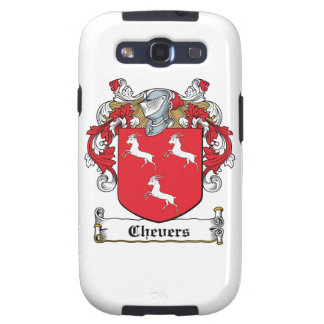 Chevers Family Crest Galaxy S3 Covers