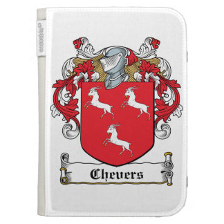 Chevers Family Crest Kindle 3 Covers