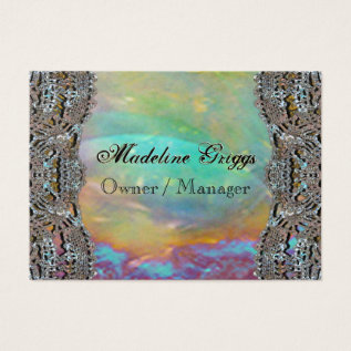 Chevmoirst Elegant Professional Business Card at Zazzle