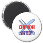 CHEVON the UDDER MEAT ( the other red meat) GOAT Magnets