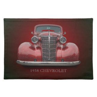 CHEVROLET 1938 MANTEL