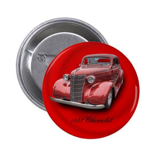 CHEVROLET 1938 PIN