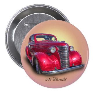 CHEVROLET 1938 PINS