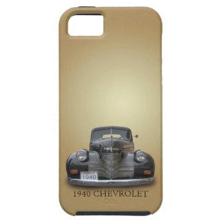 CHEVROLET 1940 1 iPhone 5 CARCASAS
