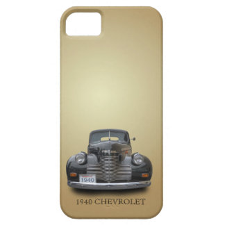 CHEVROLET 1940 1 iPhone 5 FUNDA