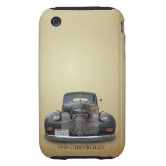 CHEVROLET 1940 1 TOUGH iPhone 3 CÁRCASAS