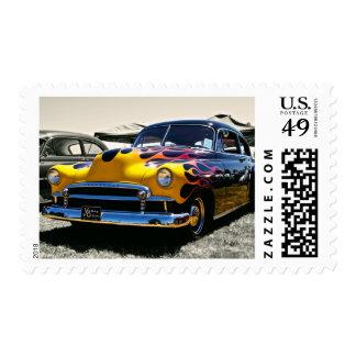Chevrolet 1950 franqueo