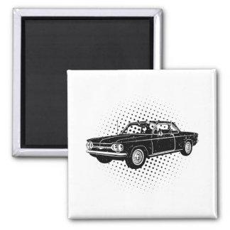 Chevrolet 1964 Corvair Imán Para Frigorífico