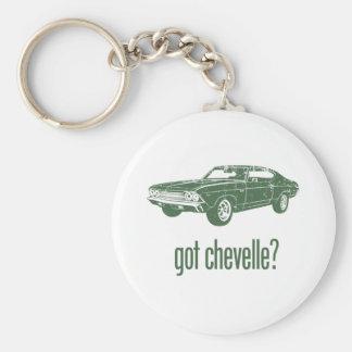 Chevrolet 1969 Chevelle 396 SS Llavero Redondo Tipo Pin